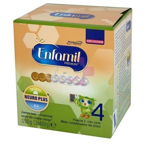 Enfamil Premium 4 mleko modyfikowane dla dzieci powyżej 2. roku życia 1200g (mleko dla dzieci)