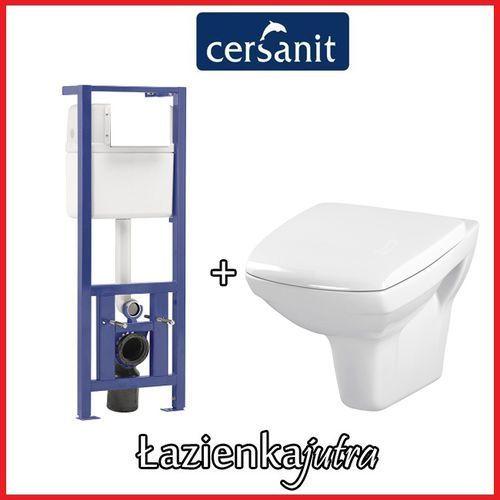 CERSANIT LINK CARINA 4W1 Zestaw podtynkowy do WC K97-218 - produkt z kategorii- Stelaże i zestawy podtynkowe