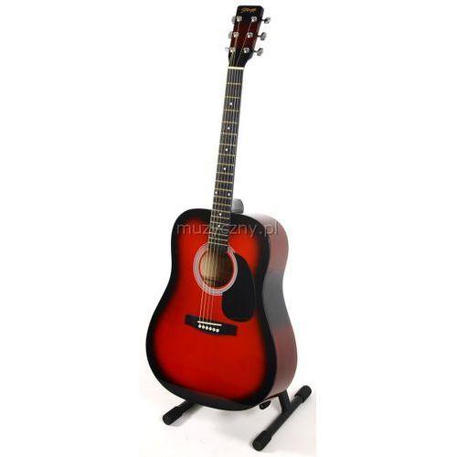sw 201 rds - gitara akustyczna marki Stagg