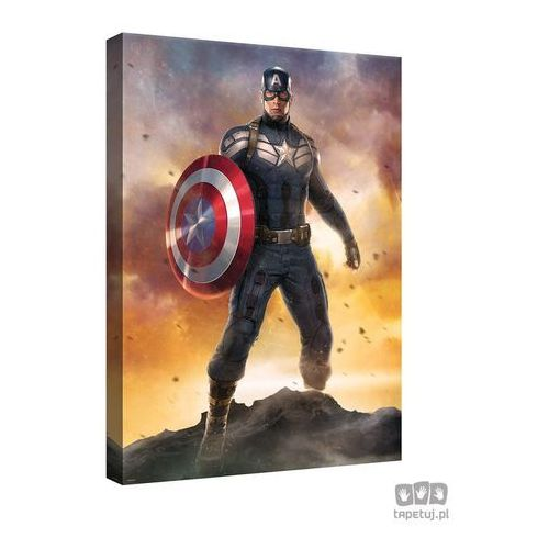 Obraz MARVEL Capitan America: The Winter Soldier PPD339