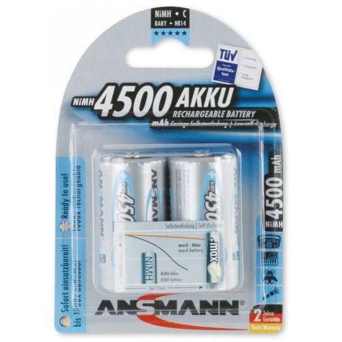 Bateria ANSMANN maxE 2x Baby C (2 sztuki), 5035352
