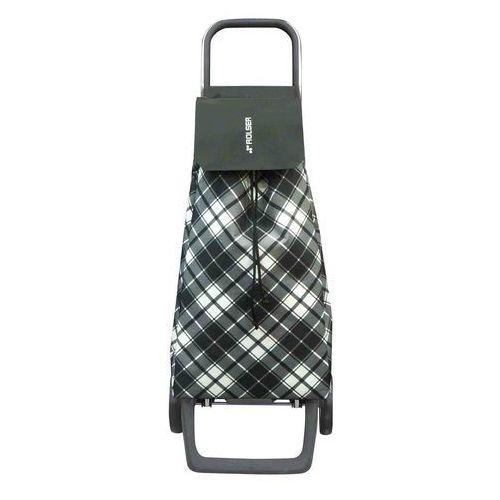 Wózek zakupowy Rolser Joy Jet Capri negro (wózek na zakupy)