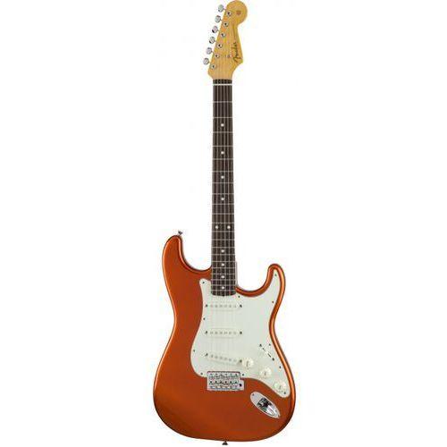 Fender Japan Traditional ′60s Stratocaster RW Candy Tangerine gitara elektryczna