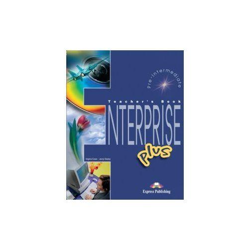 Enterprise Plus Teachers Book (opr. miękka)