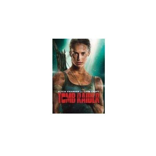 TOMB RAIDER (Płyta DVD) (7321909348714)