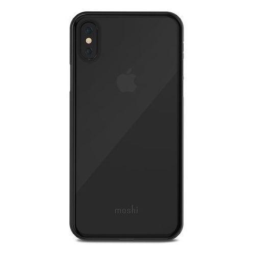 Moshi superskin - etui iphone x (stealth black) (4713057253966)