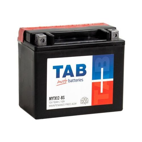 Tab Akumulator motocyklowy ytx12-bs (mytx12-bs) 12v 10ah 130a l+
