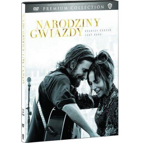 NARODZINY GWIAZDY (DVD) PREMIUM COLLECTION (Płyta DVD)