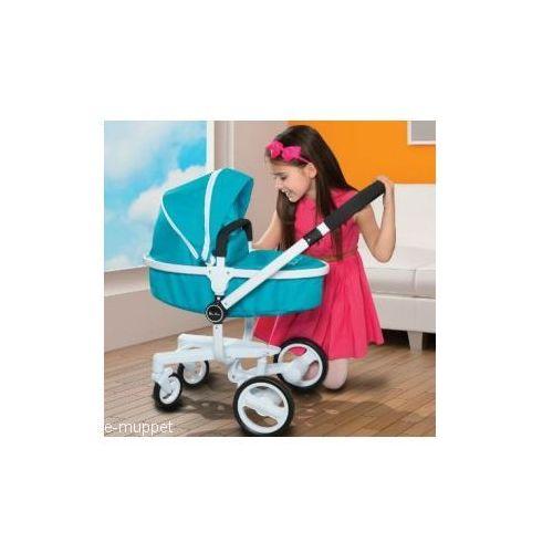 Nowy Wózek dla lalek Silver Cross Surf 3w1 okazja - oferta [25f4eb0511f2e534]