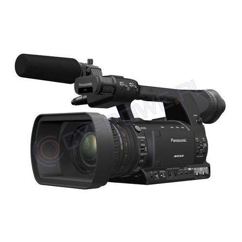 Kamera Panasonic AG-AC160, zoom optyczny 22x