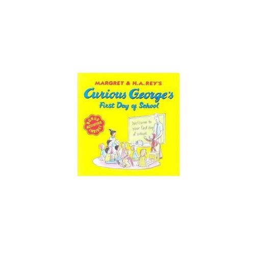 Curious George's First Day of School (9780618605644)