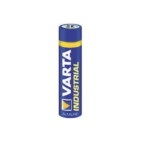Bateria alkaliczna 1,5V AAA VARTA INDUSTRIAL, brak