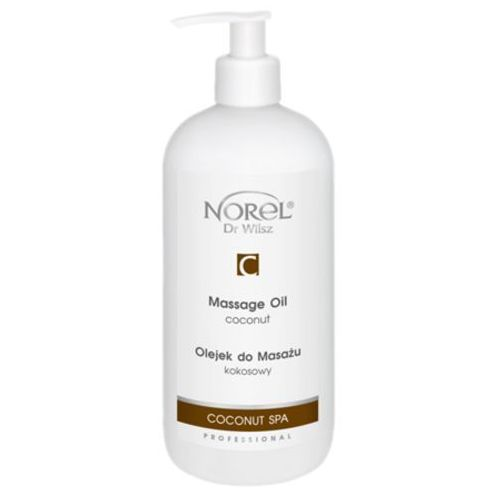 Norel (dr wilsz) coconut spa massage oil coconut kokosowy olejek do masażu (pb331)