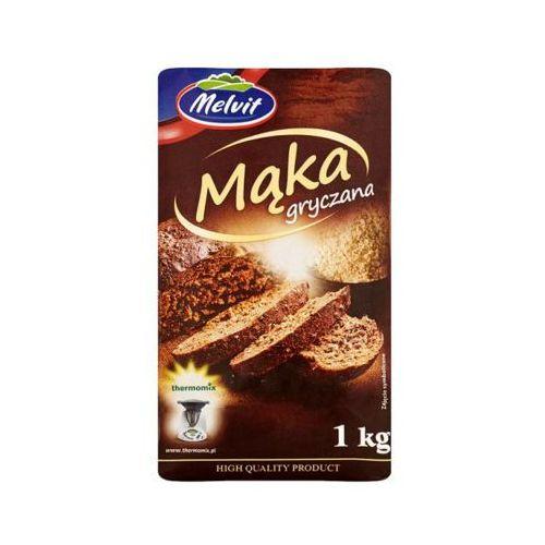 Melvit 1kg mąka gryczana
