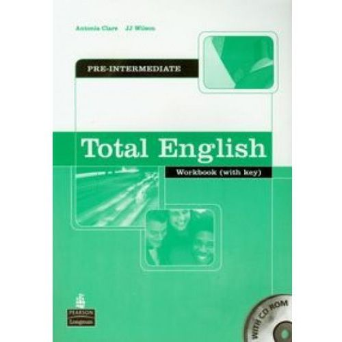 Total English Pre-Intermediate Workbook + CD (9781405820097)