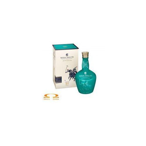 Whisky Chivas Royal Salute 21 YO The Polo Collection No. 3 0,7l edycja limitowana
