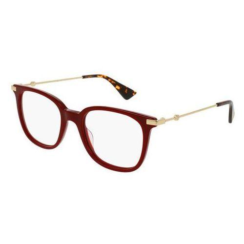 Okulary korekcyjne gg0110o 006 marki Gucci