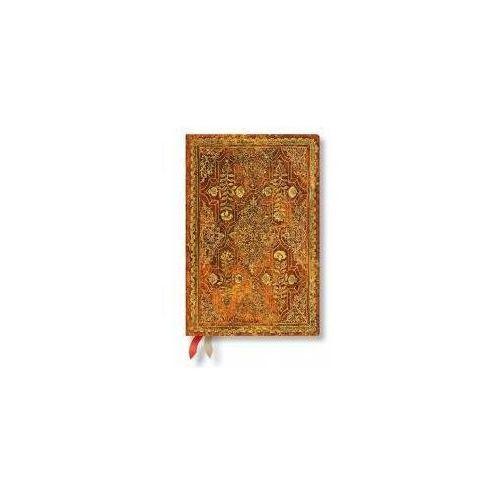 Kalendarz książkowy midi 2019 12m persimmon marki Paperblanks