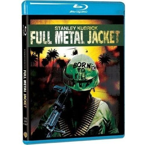 Stanley kubrick Full metal jacket (blu-ray) (płyta bluray)