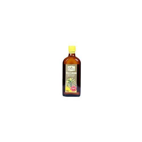 Olej rydzowy z lnianki tłoczony na zimno, nieoczyszczony 250ml - Olvita (5907591923129)