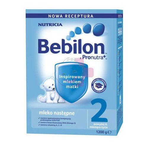 Bebilon 2 z Pronutra+ mleko modyfikowane 1200g (mleko dla dzieci)