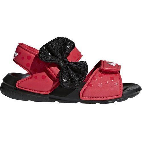 Sandały disney minnie altaswim cq0108 marki Adidas