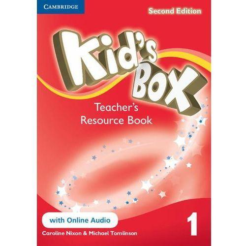Kid's Box 1 Second Edition. Teacher's Resource Book + Online Audio (144 str.)