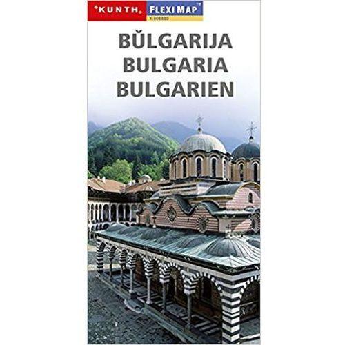 Bulgarien/Fleximap 1:800T KUN neuveden