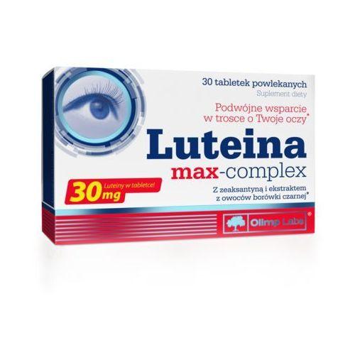 Tabletki Olimp Luteina Max-Complex - 30 tab.