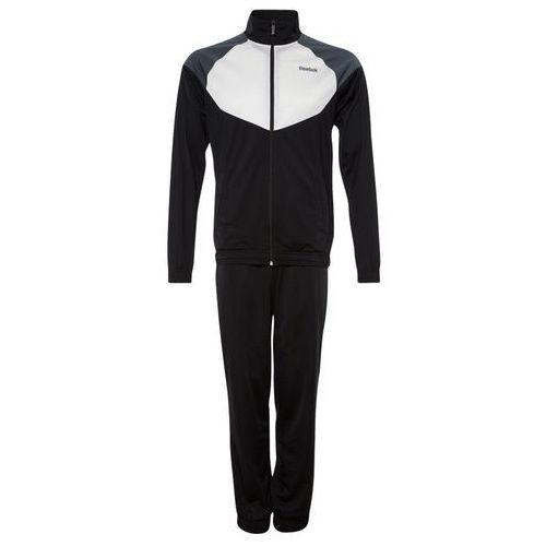 Reebok TS TRICOT 2 Dres black - produkt z kategorii- dresy męskie komplety
