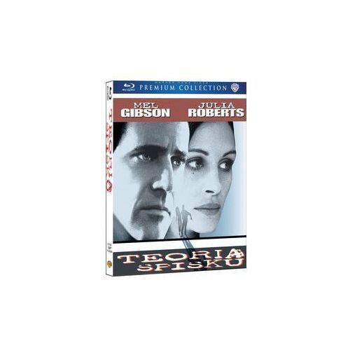 Richard donner Premium collection. teoria spisku [blu-ray] (7321999328665)