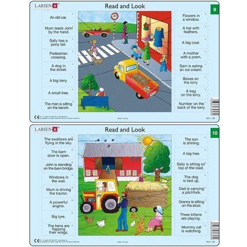 Czytaj i szukaj 9-10 (puzzle) od SELKAR
