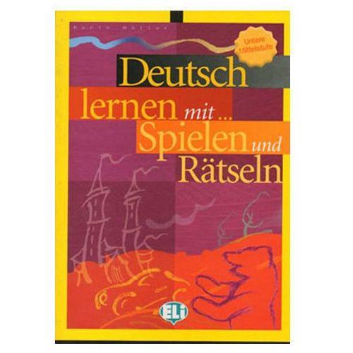 Deutsch Lernen mit... Spielen und Rätseln Untere Mittelstufe (96 str.)
