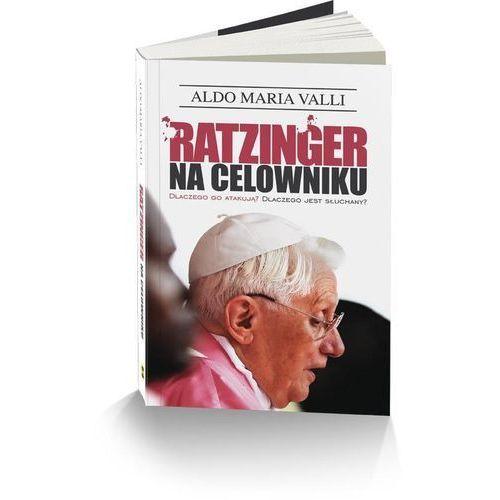 Ratzinger na celowniku (9788374223331)