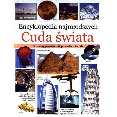 Encyklopedia najmłodszych. Cuda swiata (9788378451617)