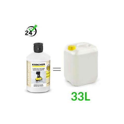 Karcher Rm 532 (1l, rozcieńczanie 3%) środek do pielęgnacji posadzek matowych, linoleum, pcv, #zwrot 30dni #gwarancja d2d #karta 0zł #pobranie 0zł #leasing #raty 0% #wejdź i kup najtaniej