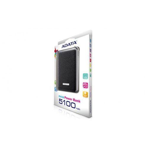 Powerbank Adata PV120 5100mAh DC 5V / 2.1A BLACK
