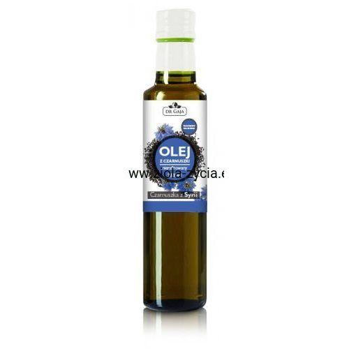 Olej z Czarnuszki, zimnotłoczony nierafinowany (250 ml) - Dr Gaja, 23108680