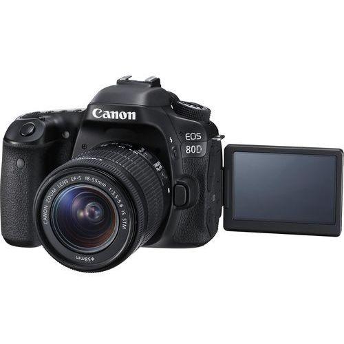 EOS 80D producenta Canon