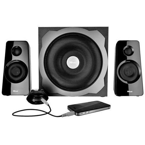 Tytan 2.1 Subwoofer Speaker Set - black z kategorii Subwoofery