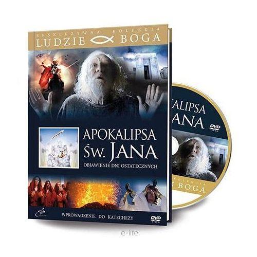 Apokalipsa św. jana + film dvd z serii: ludzie boba marki Mertes raffaele
