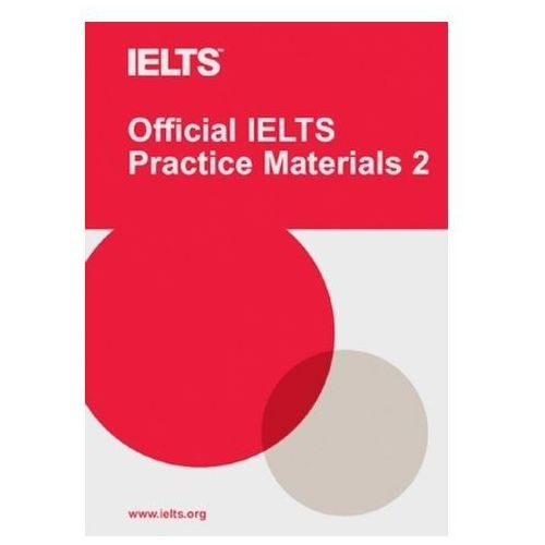 Official IELTS Practice Materials, w. DVD-ROM. Vol.2 (9783125398863)