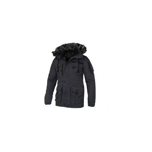 Zimowa kurtka z kapturem Pit Bull Rowcliff - Grey (528120.1600)