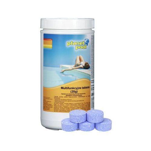 Multifunkcnyjne tabletki do pielęgnacji wody basenowej 50x20 g, 4038755550811