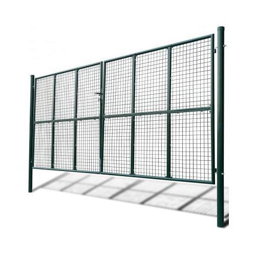 Ogrodzenie 415 x 225 cm / 400 x 175 cm - produkt dostępny w VidaXL