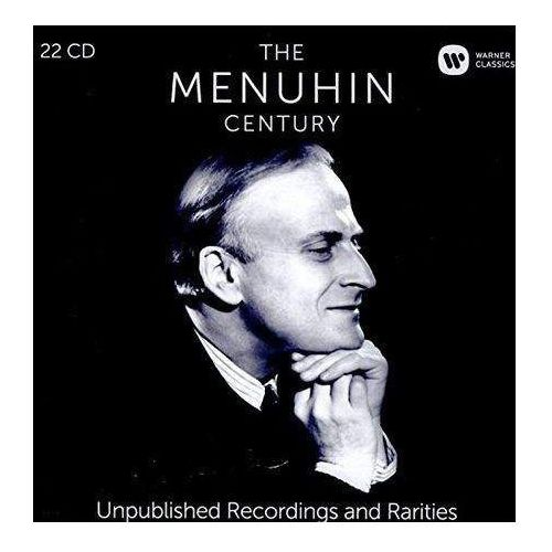The Menuhin Century: Unpublished Recordings And Rarities (Limited), 2564677781