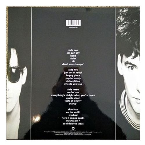 Jesus & Mary Chain - BARBED WIRE KISSES (B-SIDES AND MORE) (0825646087235)