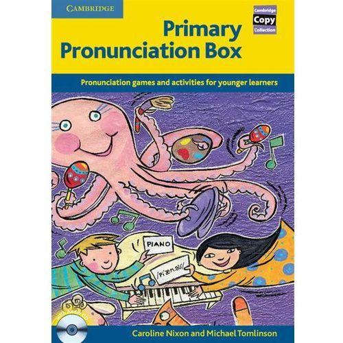 Primary Pronunciation Box + CD, Cambridge University Press
