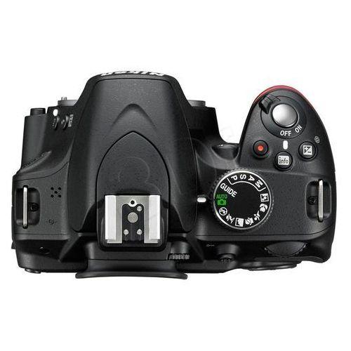 D3200 marki Nikon - lustrzanka cyfrowa