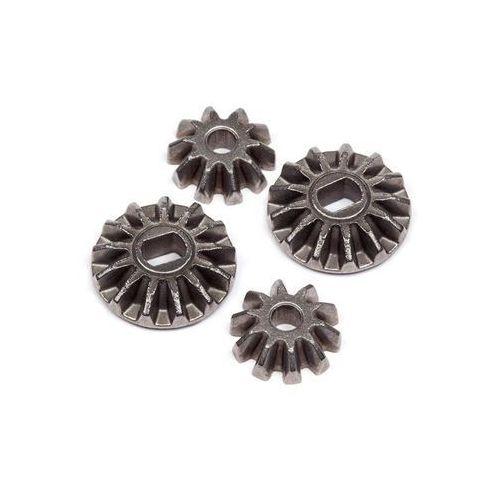Mv Internal differential gears. 10t & 13t (2pcs each)